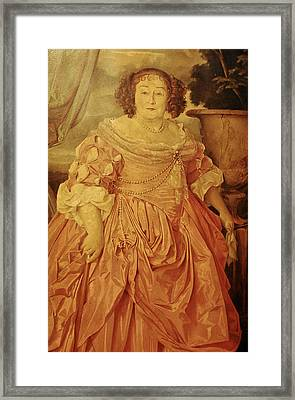The Fat Lady Framed Print