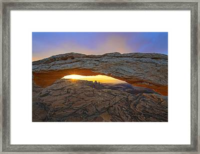 The Fate Of Realms Framed Print