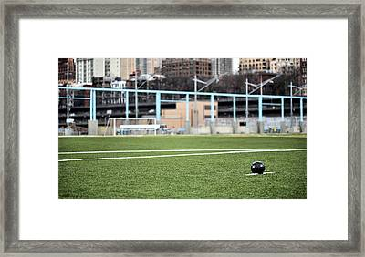 The Field  Framed Print by JC Findley