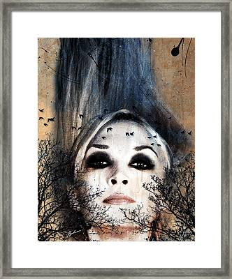 The Fifth Season Framed Print by Gary Bodnar