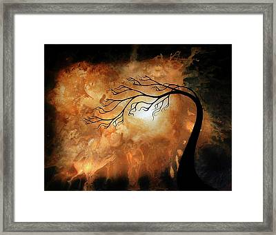 The Final Hour Framed Print by Jaime Best