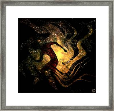 The Fire-raiser Framed Print by Gun Legler