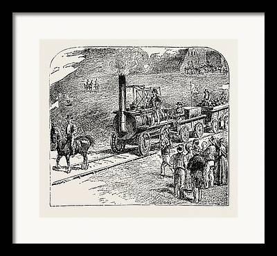 Stockton Drawings Framed Prints