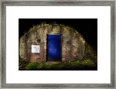 The Fish House At Paxton House Scotland Framed Print