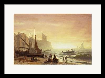 Bierstadt Photographs Framed Prints