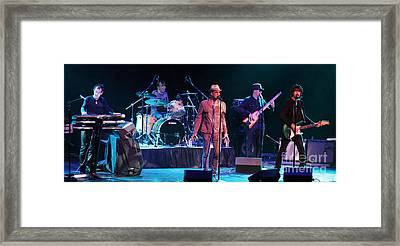 The Fixx - Beautiful Friction Framed Print by Anthony Gordon Photography