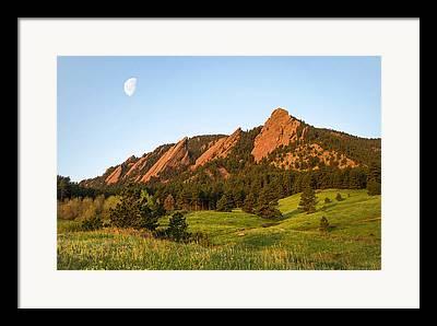 Colorado Springs Artist Framed Prints