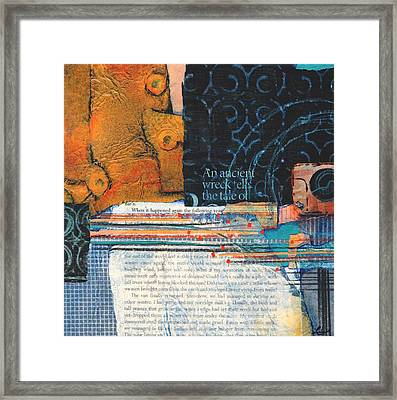 The Following Year Framed Print by Laura  Lein-Svencner