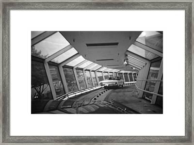 the Ford Rotunda Highway Framed Print