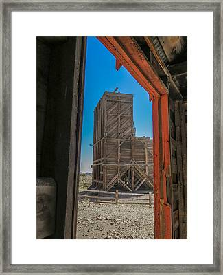 The Forest Queen Ore House Framed Print
