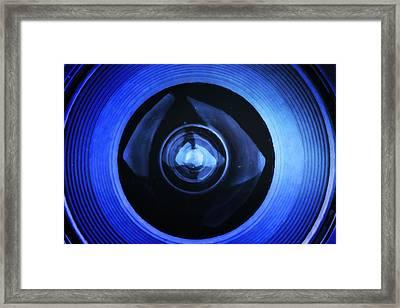 The Forgotten Eye Framed Print by Tommytechno Sweden