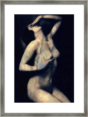 The Forgotten Lover Framed Print
