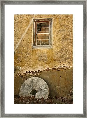 The Forgotten Millstone Framed Print