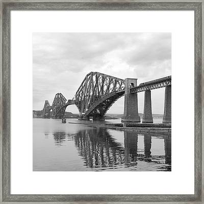The Forth II Framed Print by Mike McGlothlen