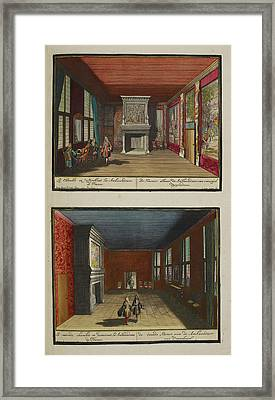 The French Ambassadors' Rooms Framed Print by British Library