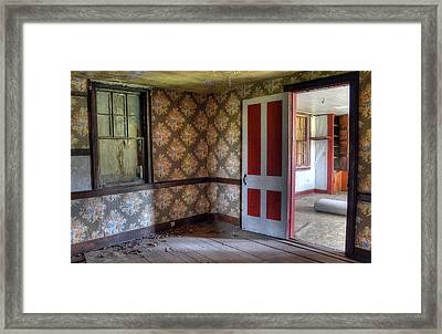 The Front Room Framed Print