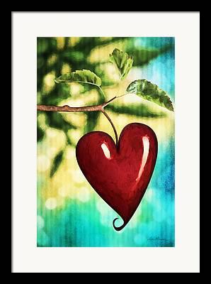 Gentle Things Framed Prints