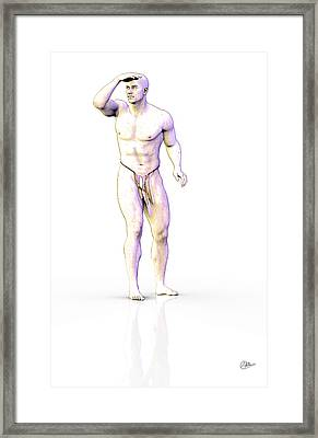 The Future Lost Framed Print