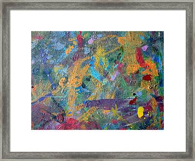 The Garden  Framed Print by Gregory Young