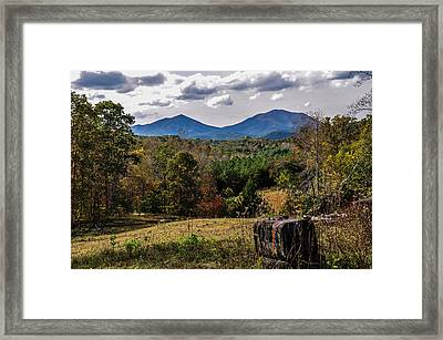 The Gas Tank Framed Print by Sherri Quick