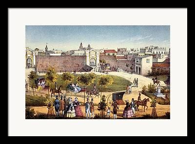 Habana Framed Prints