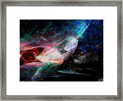 The Gift Framed Print by Stephanie Grant
