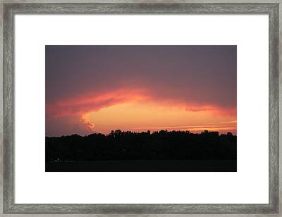The Glory Framed Print