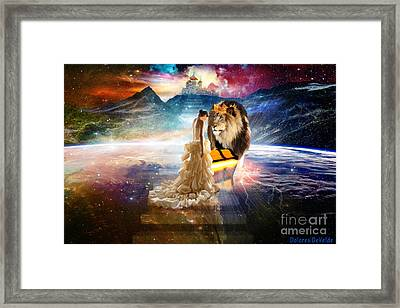 The Glory Season Framed Print by Dolores Develde