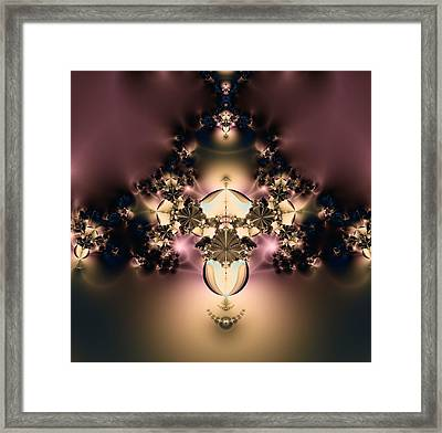 The Glow Within Framed Print