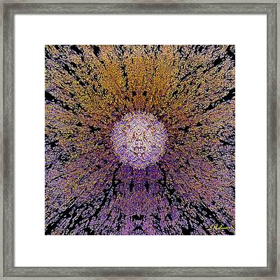 The God Particle Framed Print