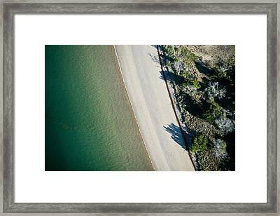 The Gold Coast, Queensland Framed Print by Brett Price