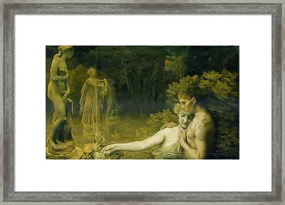 The Golden Age, 1897-98 Framed Print