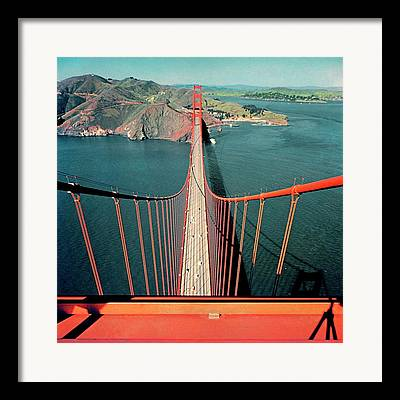 From Above Framed Prints