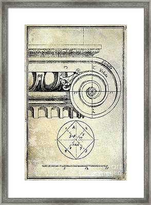 The Golden Mean Framed Print by Jon Neidert
