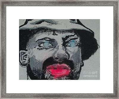 The Good Die Young Iv Framed Print by Craig Pearson