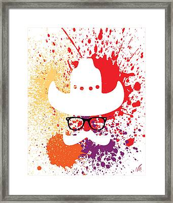 The Good Guy Framed Print by Decorative Arts