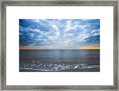 The Good Heavens Framed Print