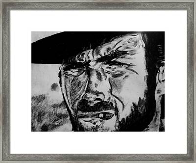 The Good Framed Print by Jeremy Moore