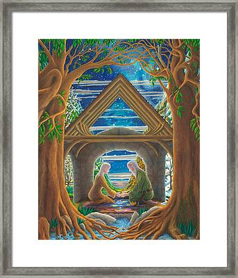 The Good Marriage Framed Print