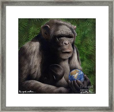 The Good Mother... Framed Print by Will Bullas