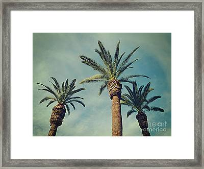 The Gossips2 Framed Print