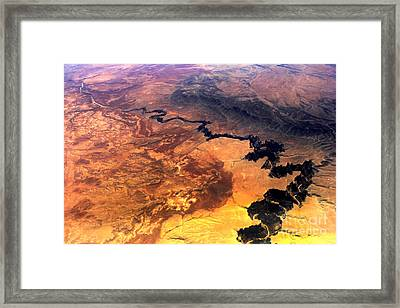 The Grand Beginning Framed Print