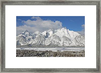 The Grand Framed Print by Philip Bracco