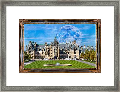 The Grand Vision  Framed Print