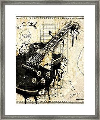 The Granddaddy Framed Print