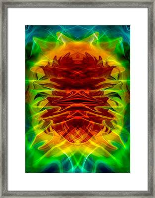 The Great And Powerful Oz Framed Print by Omaste Witkowski