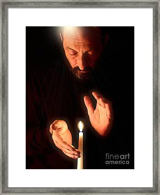 The Great Awakening Framed Print by Rory Sagner