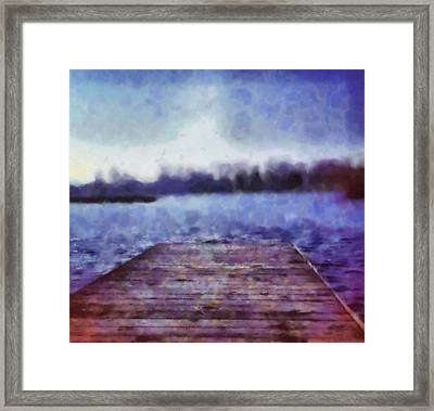 The Great Escape Framed Print by Dan Sproul
