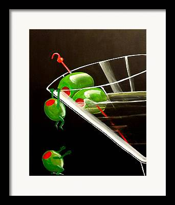 Fantasy Realistic Still Life Framed Prints