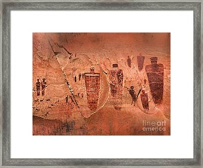 The Great Gallery Framed Print by Sandra Bronstein